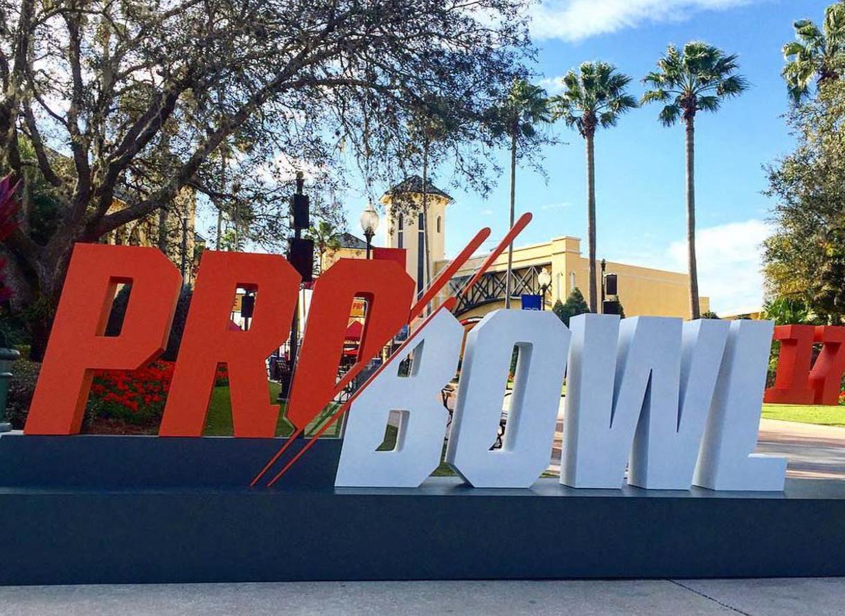 d365bcb92 2017 NFL Pro Bowl at Camping World Stadium on Sunday, January 29 in ...