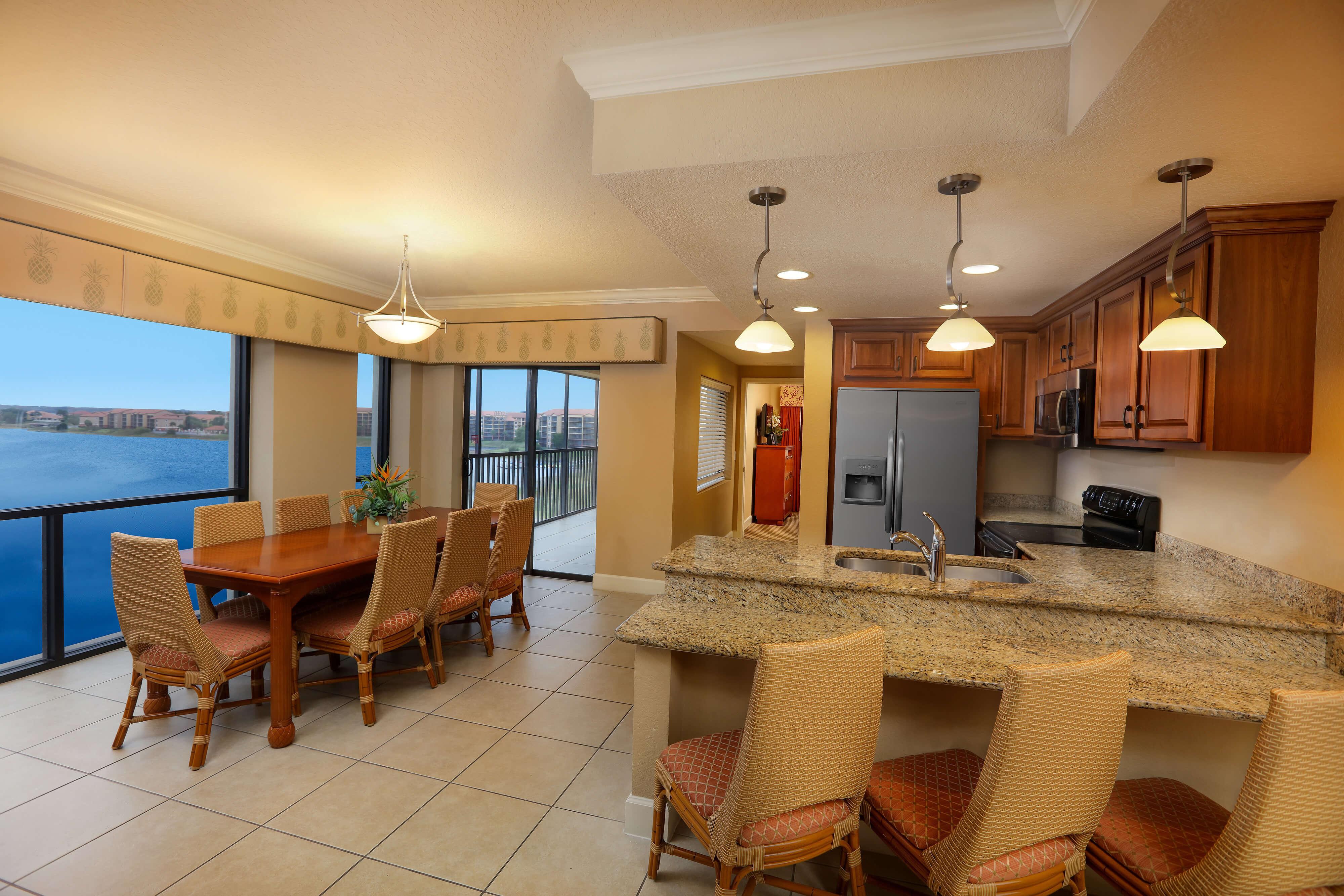Four Bedroom Presidential Villa Westgate Lakes Resort Spa In Orlando Florida Westgate Resorts