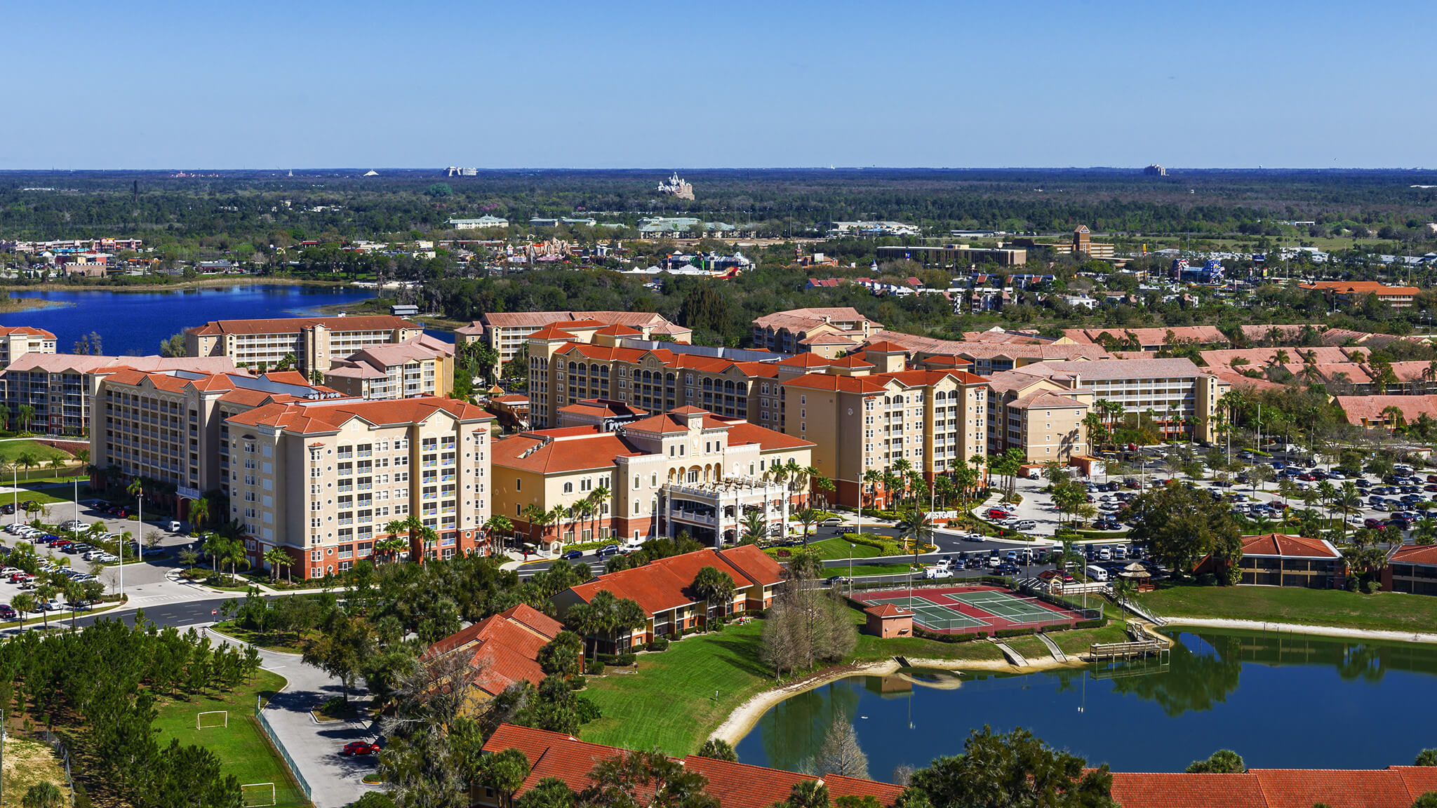 Kissimmee Hotel Overview | Westgate Town Center Town Hall