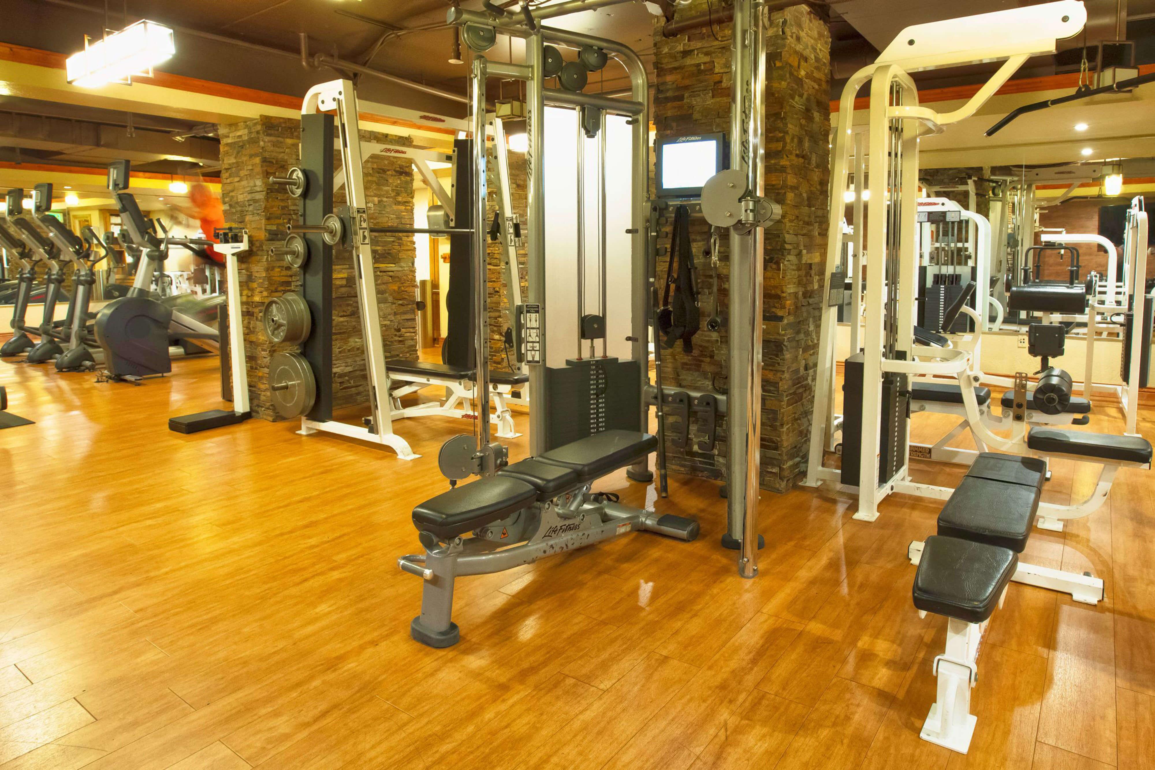 Does Westgate Park City Resort Resort have a gym - FAQs - Westgate Park City Resort