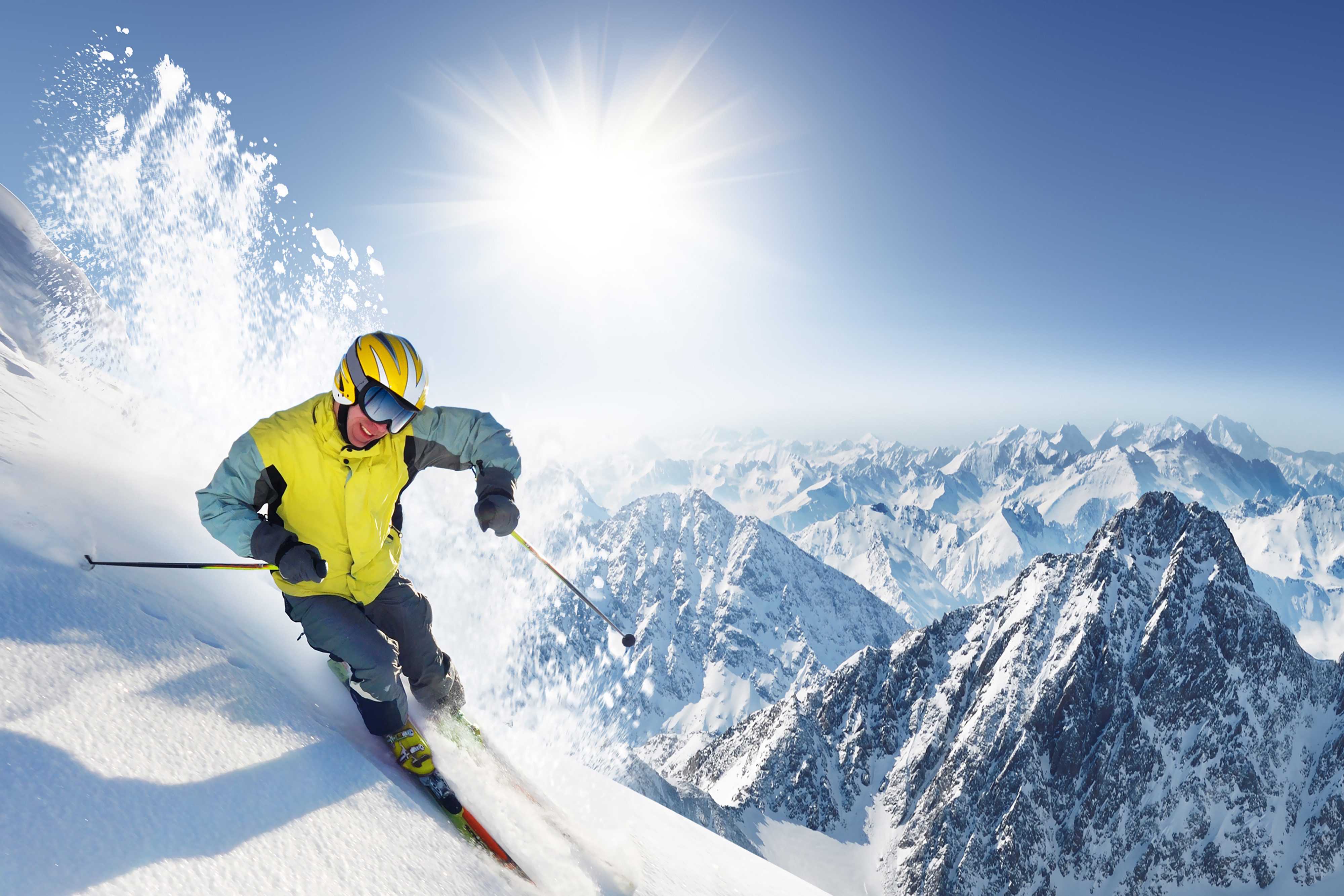 Skiing - Westgate Park City Resort & Spa
