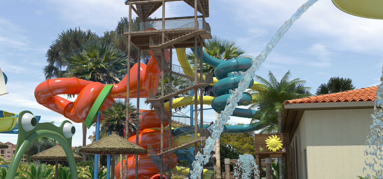 Our new water park in Orlando, FL | Hotels With Water Parks in Orlando Florida | Westgate Lakes Resort & Spa