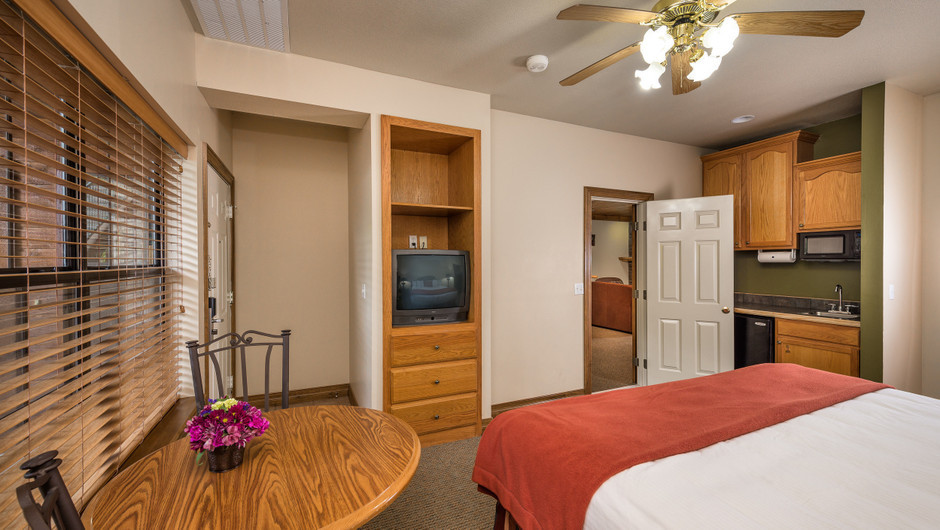 Studio Villa at our Branson Villas | Westgate Branson Woods Resort | Westgate Resorts