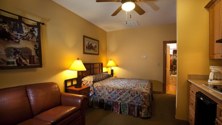 Saddle Club Studio Cabin    Westgate River Ranch Resort & Rodeo   Westgate Resorts