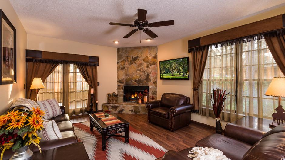 Lodge Two-Bedroom Cottage    Westgate River Ranch Resort & Rodeo   Westgate Resorts