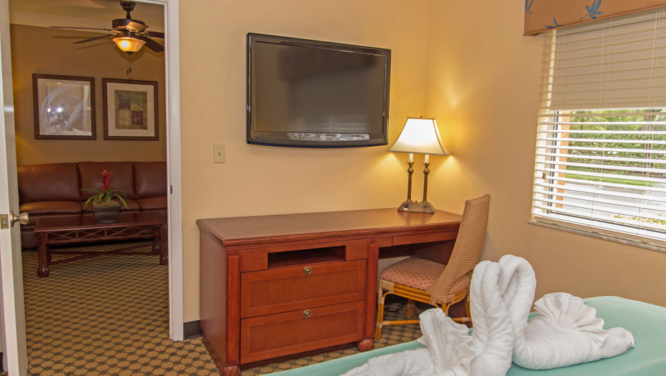 One Bedroom Villa at one of our leisure hotels near Seaworld Orlando FL | Westgate Leisure Resort | Westgate Resorts