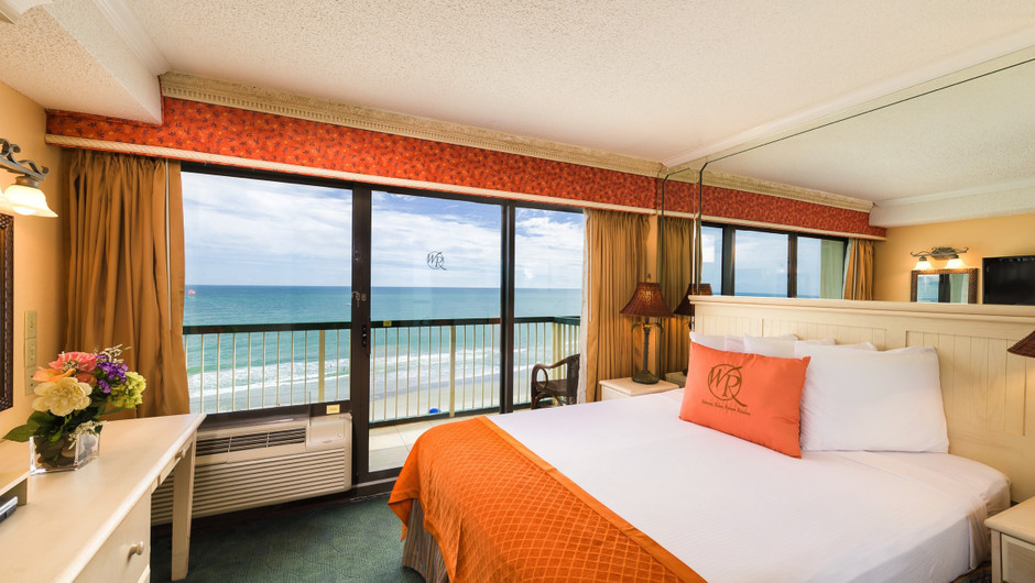 One-Bedroom Oceanfront Villa | Westgate Myrtle Beach Oceanfront Resort | Westgate Resorts & Condos in Myrtle Beach
