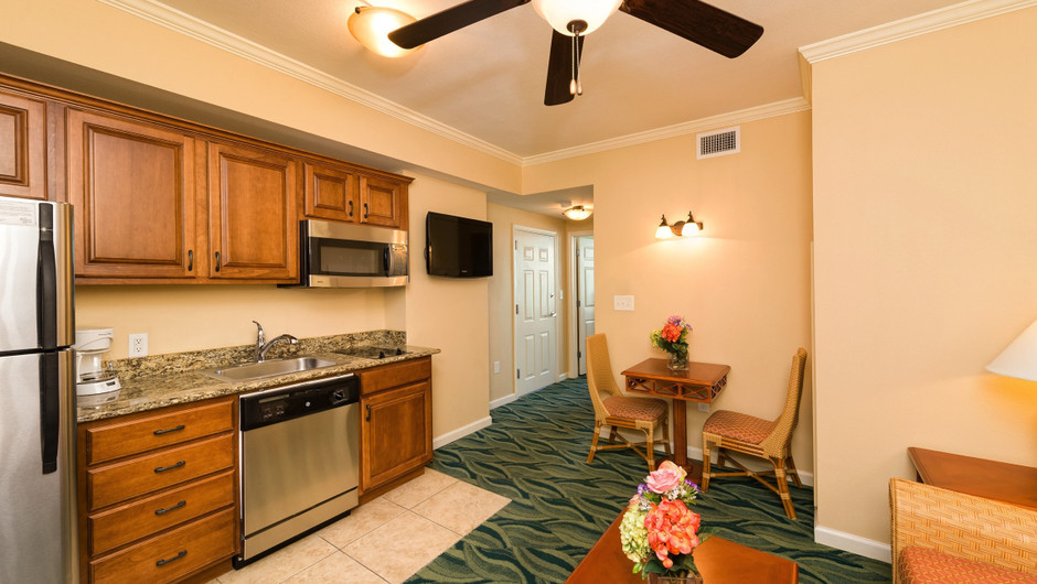One-Bedroom Ocean View Villa | Westgate Myrtle Beach Oceanfront Resort | Westgate Resorts & Condos in Myrtle Beach