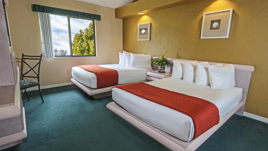 Two-Bedroom Villa with Loft Guest Bedroom   Westgate Vacation Villas Resort & Spa   Orlando, FL   Westgate Resorts