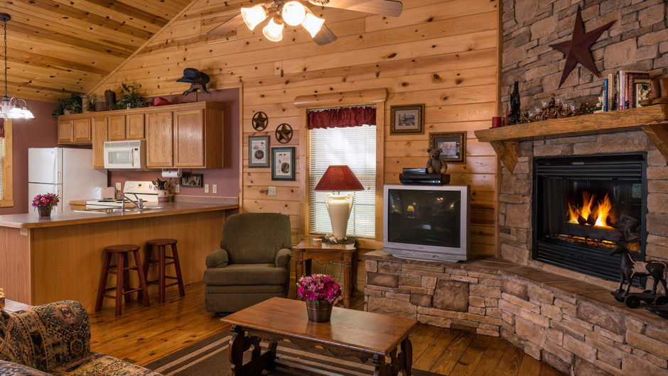 Two-Bedroom Branson MO Cabins | Westgate Branson Woods Resort | Westgate Resorts