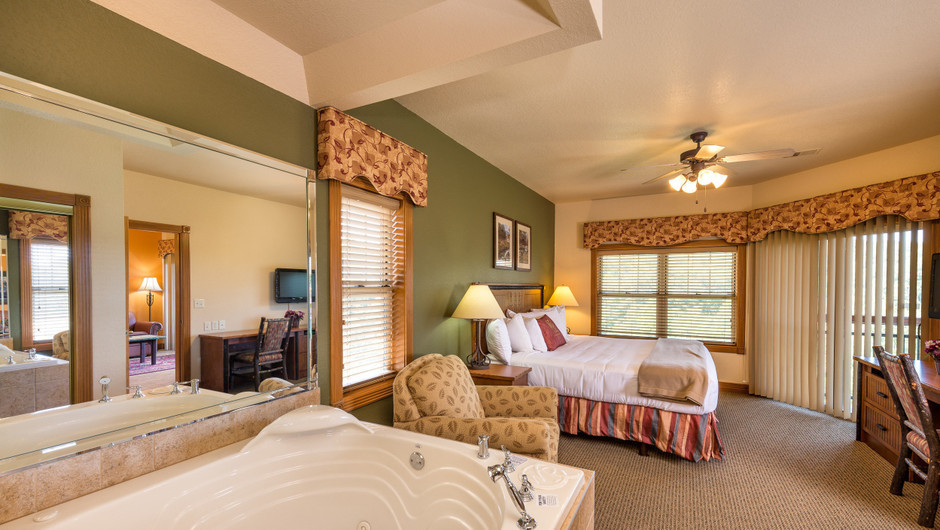 Branson Villas - Two Bedroom Grand Villa | Westgate Branson Woods Resort | Westgate Resorts