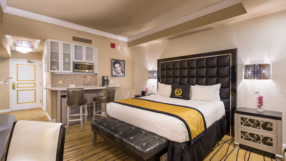 Hotel Suites in Las Vegas | Studio Suite | Westgate Las Vegas Resort & Casino