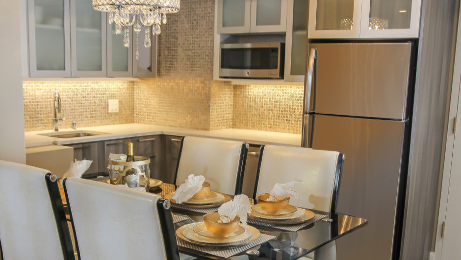 Dining Area | One Bedroom Villa in Las Vegas | Westgate Las Vegas Resort & Casino