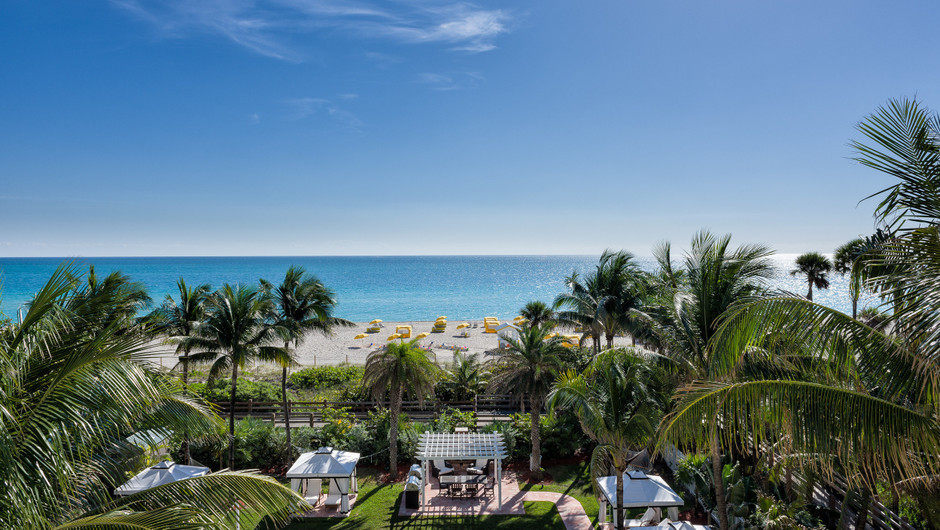 View from One-Bedroom Oceanfront Villas at our Miami Beach oceanfront resorts | Westgate South Beach Oceanfront Resort | Westgate Resorts