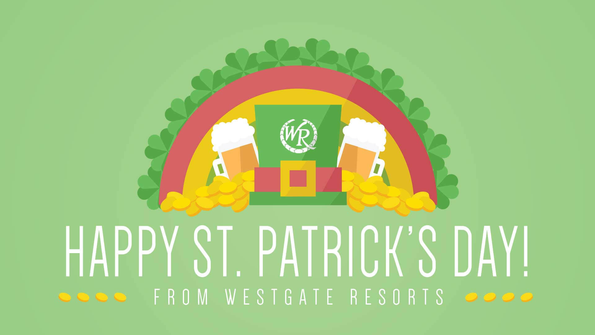 St. Patrick's Day Deals in 2019 | Holiday Travel Discounts | Westgate Resorts