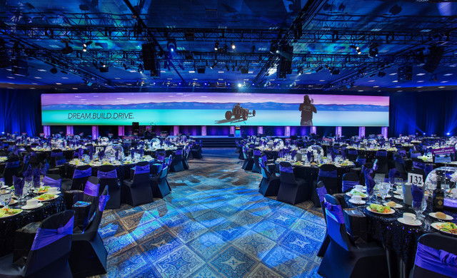 Las Vegas Group Tour Hotel Rates | Charity Event Space In Las Vegas