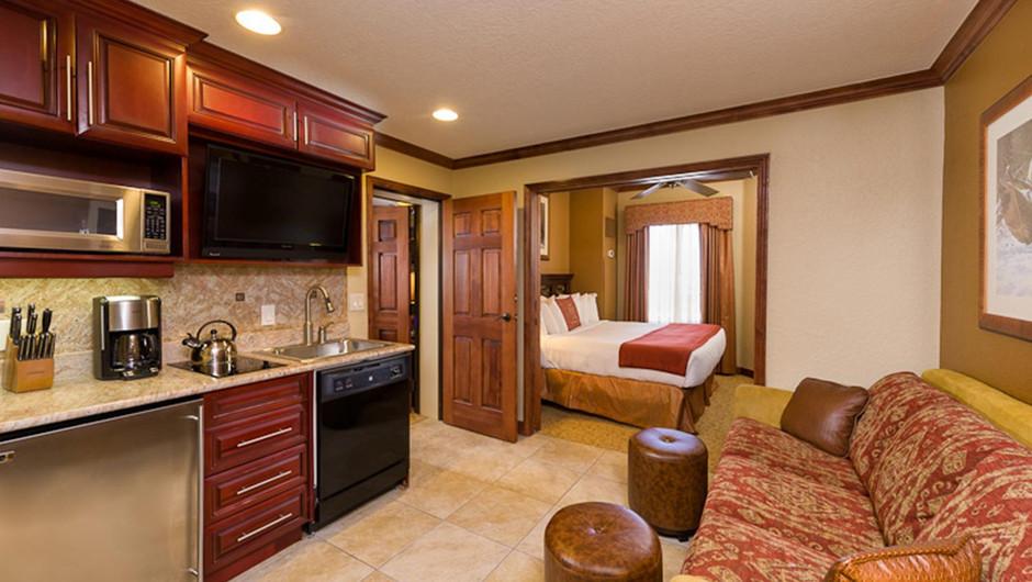 Luxury Suite in our Park City Resort in Utah | Westgate Park City Resort & Spa | Westgate Ski Resorts