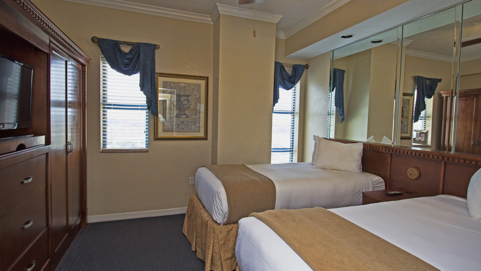Second Bedroom | Two-Bedroom Villa | Westgate Palace Resort | Orlando, FL | Westgate Resorts