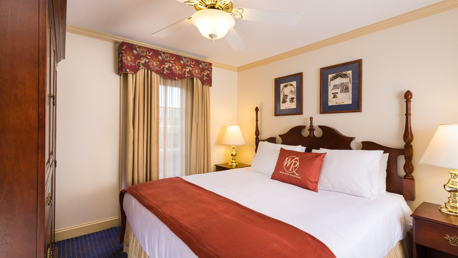 Two Bedroom Villa at our Williamsburg Resorts | Westgate Historic Williamsburg Resort | Westgate Resorts
