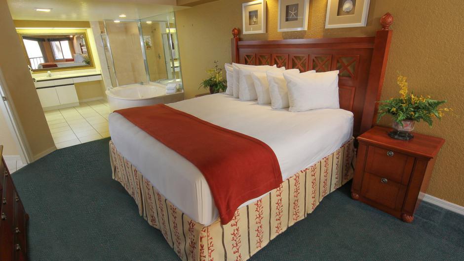 Two-Bedroom Villa with Loft Bedroom with King Bed   Westgate Vacation Villas Resort & Spa   Orlando, FL   Westgate Resorts