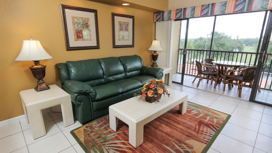 One-Bedroom Villas at our hotel villas in Orlando Florida | Westgate Towers Resort | Westgate Resorts