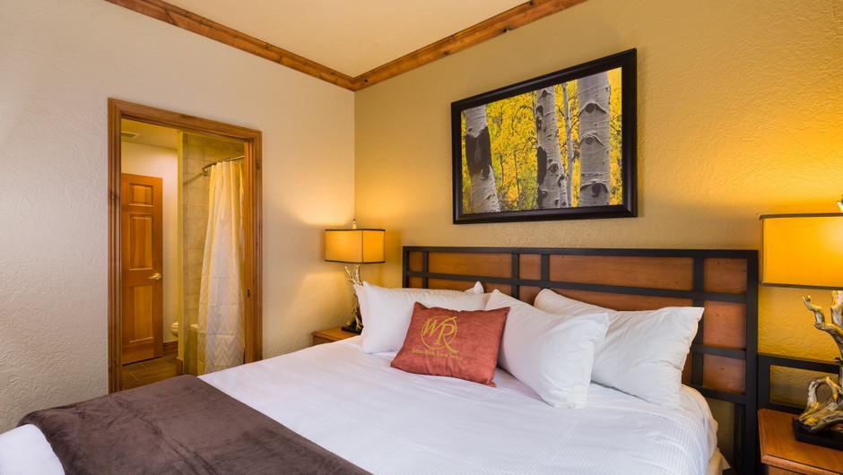 Signature Two-Bedroom Villa Bed in our Park City Resort in Utah | Westgate Park City Resort & Spa | Westgate Resorts