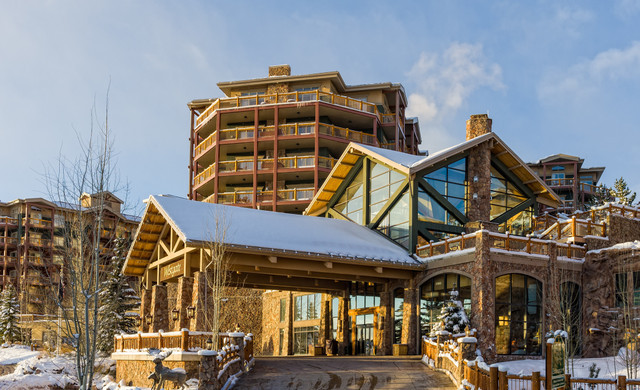 A Park City Hotel - Westgate Park City Resort And Spa