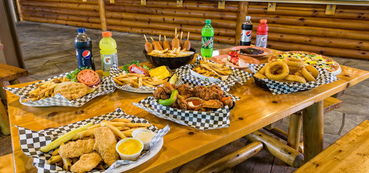 Roaring Fork Snack Bar at our Tennessee Resorts   Westgate Smoky Mountain Resort & Spa   Westgate Resorts