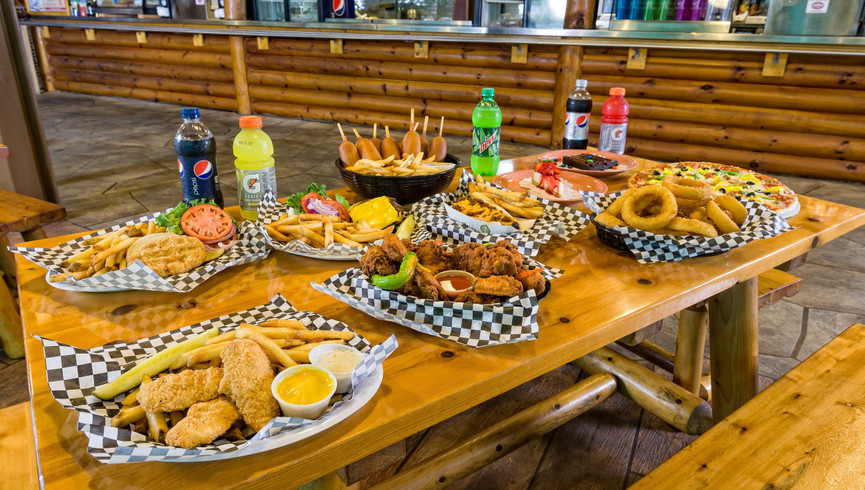 Dining Restaurants In Gatlinburg Tn Westgate Smoky