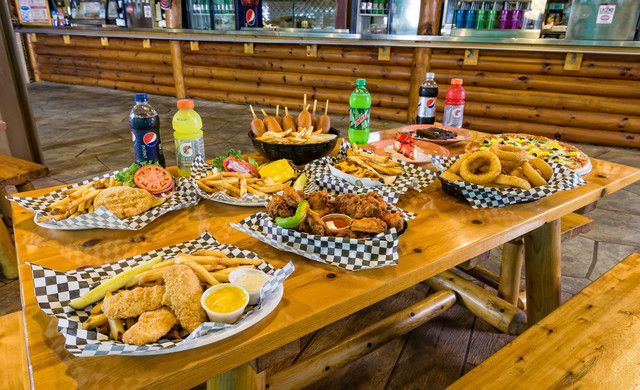 Gatlinburg Dining near the Smoky Mountains | Roaring Fork