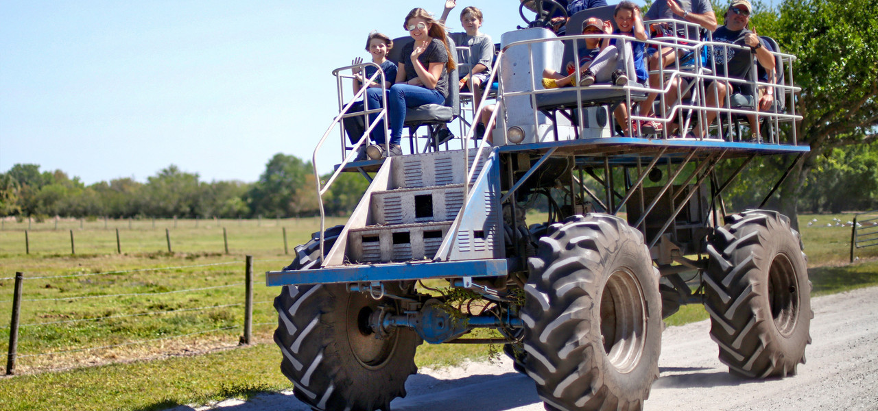 River Ranch Florida >> Swamp Buggy Rides Westgate River Ranch Resort Rodeo In River