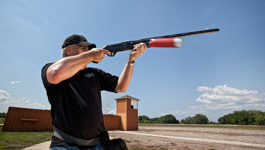 Trap Shooting Near Orlando, FL |  Westgate River Ranch Resort & Rodeo | Westgate Resorts