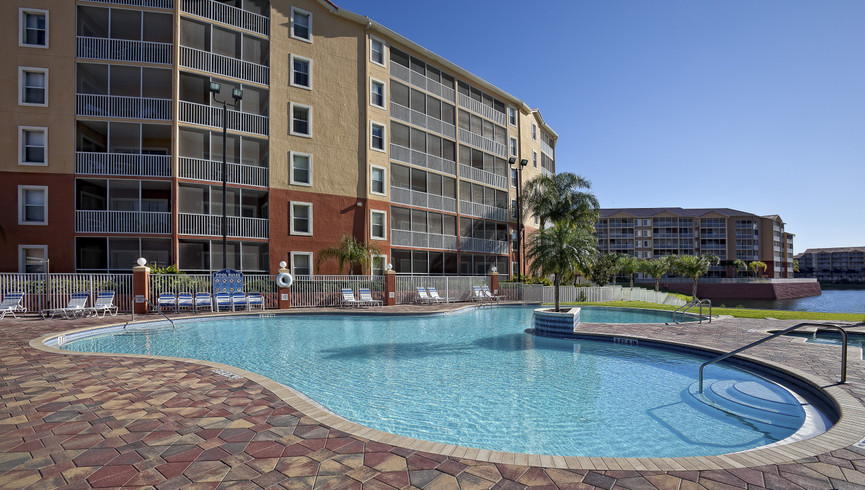 Pool at our Orlando water park hotel | Westgate Vacation Villas Resort & Spa | Westgate Resorts