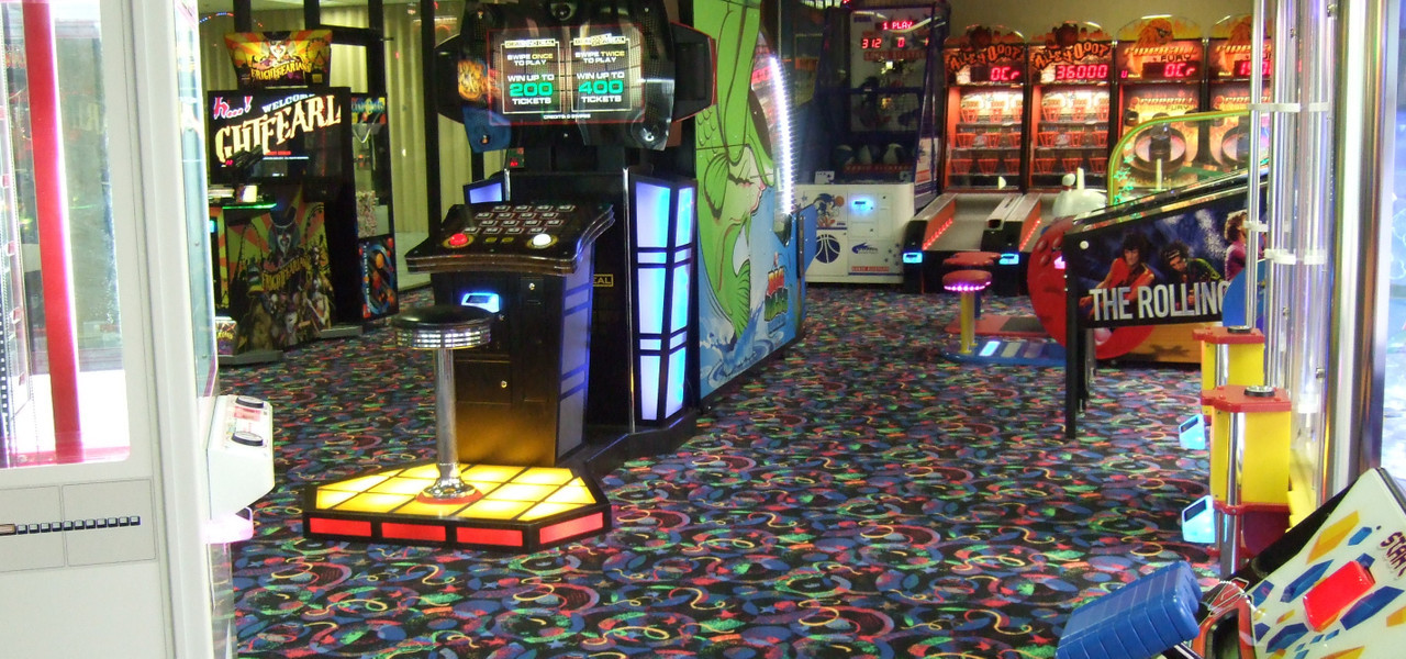 Game Room at Kissimmee Resort | Westgate Town Center Resort & Spa | Westgate Resorts