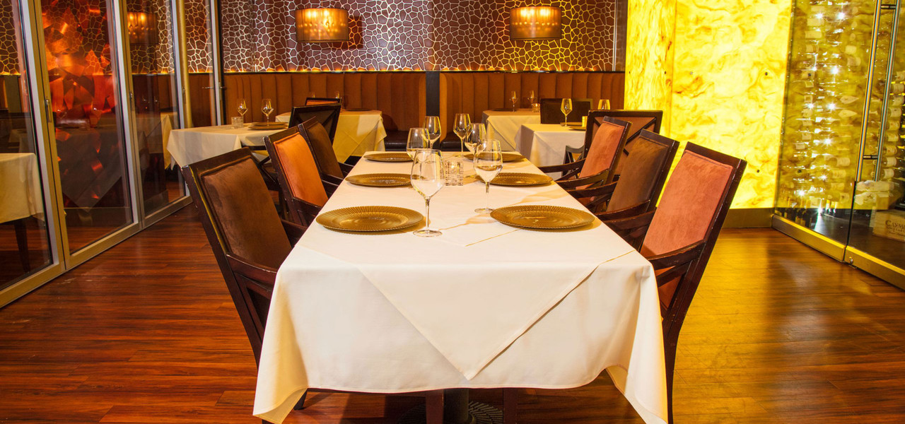 Edge Steakhouse in Park City Utah | Westgate Park City Resort & Spa | Westgate Resorts Dining