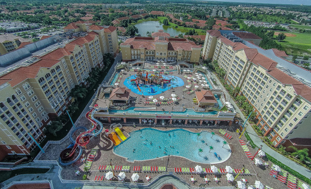 Waterpark Hotels In Orlando