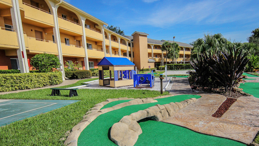 Playground at one of our leisure hotels near Seaworld Orlando FL | Westgate Leisure Resort | Westgate Resorts