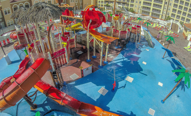 Attractions at Shipwreck Island Water Park | Westgate Vacation Villas Resort in Orlando