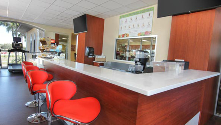 Bar at Fitness Center at our resorts in Orlando Florida | Westgate Lakes Resort & Spa | Westgate Resorts