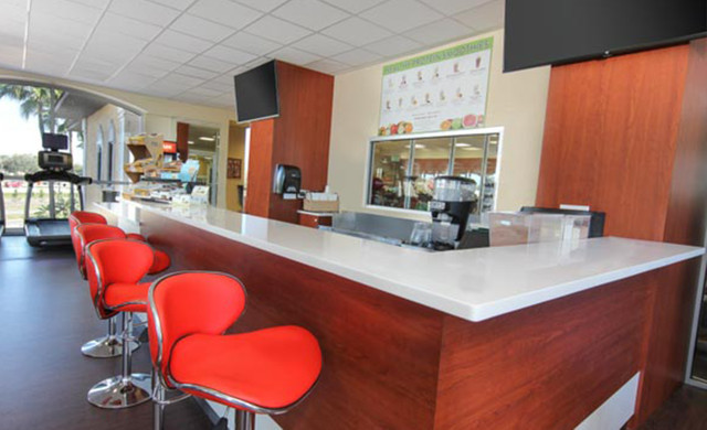 Orlando Hotel Fitness Center | Juice Bar