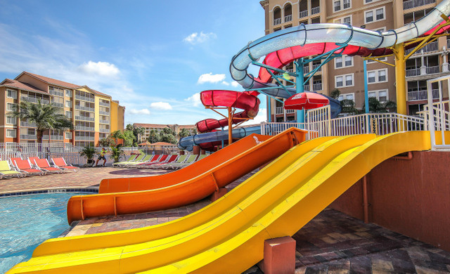 Ship Wreck Island Water Park | Our water park resort in Kissimmee near Disney World