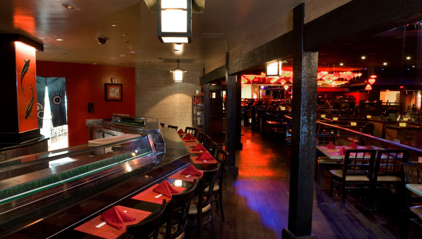 Rikki Tiki Sushi in Las Vegas, NV | Westgate Las Vegas Resort & Casino | Westgate Resorts