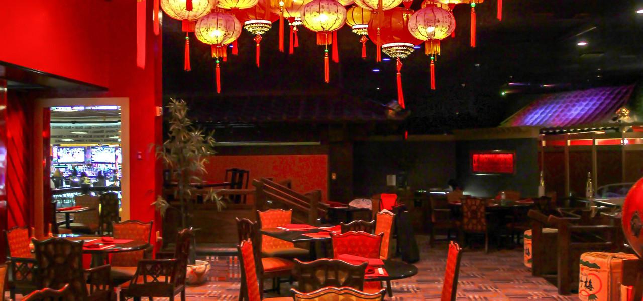 Silk Road Asian Restaurant Las Vegas Features A Blend Of