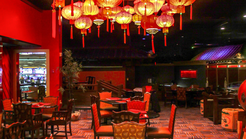 Silk Road Asian Bistro in Las Vegas, NV | Westgate Las Vegas Resort & Casino | Westgate Resorts