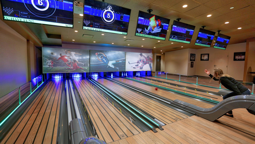 Bowling Photo of our Orlando Florida Resort | Pictures of Westgate Lakes Resort & Spa