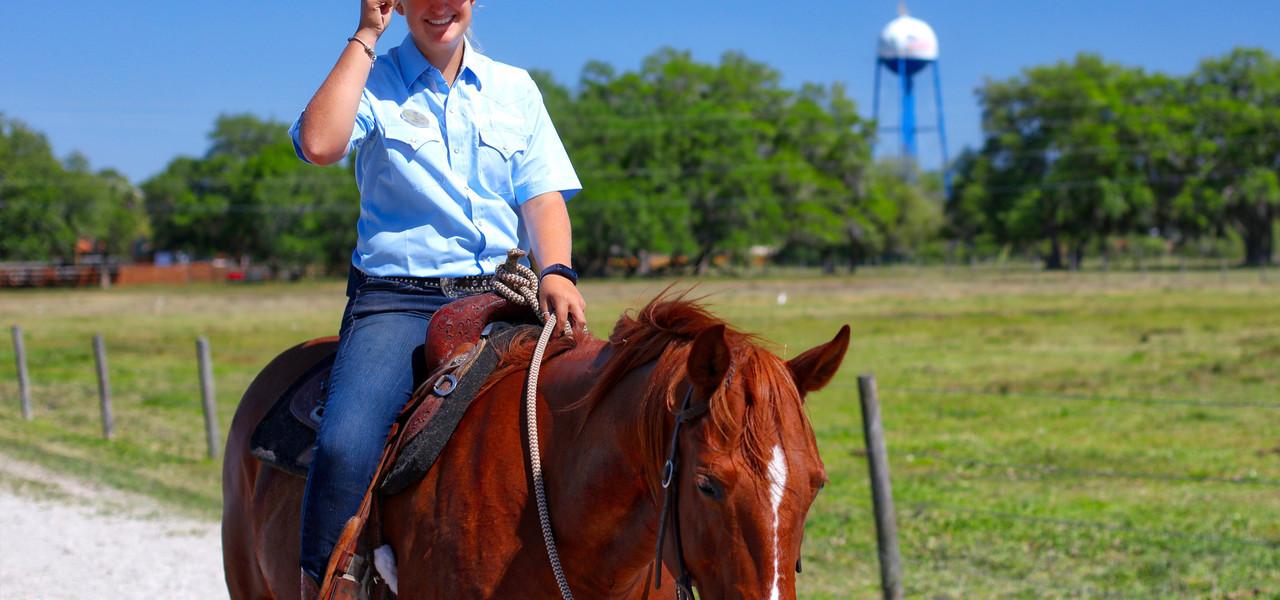 Horseback Riding - Dude Ranch Resort Near Orlando, FL |  Westgate River Ranch Resort & Rodeo | Westgate Resorts