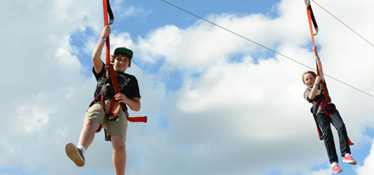Zip-lining near Orlando, FL | Westgate River Ranch Resort & Rodeo | Westgate Resorts