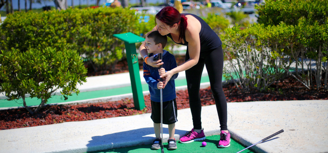 Family Mini Golf in River Ranch, FL |  Westgate River Ranch Resort & Rodeo | Westgate Resorts