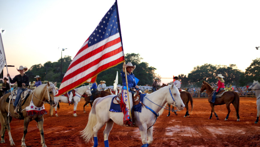 Patriotic Rodeo Near Orlando, FL | Westgate River Ranch Resort & Rodeo | Westgate Resorts