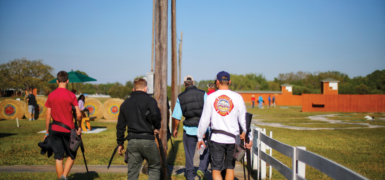 Skeet Shooting Near Orlando, FL |  Westgate River Ranch Resort & Rodeo | Westgate Resorts